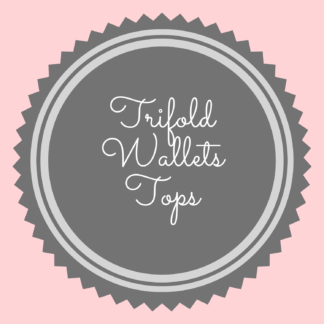 Trifold Wallet Add On Tops